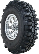 9 Inch Wide Super Swamper Tires  Interco sam 14