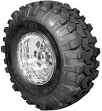 9 Inch Wide Super Swamper Tires  interco sam 39