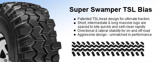 Super Swamper M-16